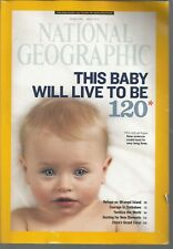 National Geographic May 2013 Longevity/Wrangel Islands/Zimbabwe/Agriculture