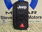 07-16 Jeep Wrangler Cherokee New Emergency Roadside Safety Kit Mopar Oem