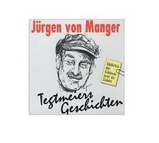 Jürgen Von Manger - Tegtmeiers Geschichten / PHILIPS CD (514 709-2)