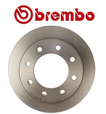 For Chevrolet GMC Hummer Rear Left or Right Coated Vented 330mm Disc Brake Rotor