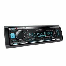 Kenwood KMM-BT518HD 1-DIN Car Stereo Bluetooth HD Radio Digital Media Receiver