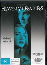 HEAVENLY CREATURES - KATE WINSLET - REGION 4 NEW & SEALED DVD - FREE LOCAL POST
