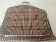 PRE OWNED VINTAGE BURBERRY SUIT DRESS CARRIER CASE BAG