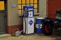 DIESEL Zapfsäule Tanksäule Gas Pump Tankstelle Diorama Deko Modell Zubehör 1/18