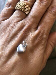 Annoushka 18 Carat White Gd Heart Pendant
