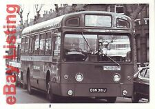LONDON TRANSPORT AEC SWIFT SMS301 AT CRICKLEWOOD 1974