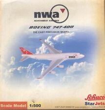 Starjets 1/500 Northwest Airlines Boeing 747-400 Diecast Metal SJNWA199