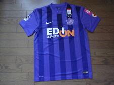 887646625a6 SALE! Sanfrecce Hiroshima 100% Original Jersey Shirt 2015 Home BNWT  J-League L