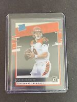 2020 Panini Chronicles Donruss Clearly Joe Burrow Rated Rookie RC Bengals 🔥