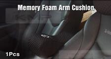 Memory Foam Arm Rest Cushion Black 1Pcs for Hyundai 2010 - 2013 YF Sonata / i45