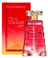 Avon Life Colour for her by K.T. Kenzo Takada 50ml Vaporiser Boxed & Sealed