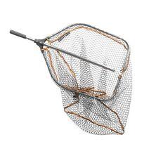 Savage Gear Pro Folding Rubber Large Mesh Landing Net L & XL Kescher
