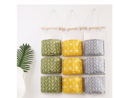 storage hanging basket, bathroom /baby nappies/makeup and much more storage idea