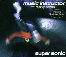 Music Instructor Super sonic (1998) [Maxi-CD]