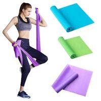 Fitnessband 3er-Set Theraband Gymnastikband Lang Fitnessbänder Widerstandsbände
