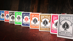 Bicycle Rider Back Playing Cards Choose Your Colour Standard USPCC Magic Poker