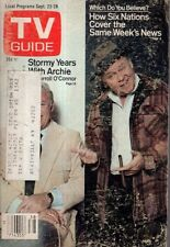 1979 TV Guide September 22 - Mary McDonough - the Waltons; Carroll O'Connor