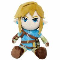 "Nintendo Zelda - BOTW Link 12"" Soft Plush Toys Stuffed Toy"