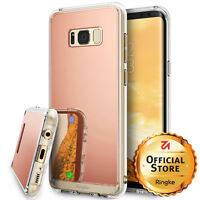 For Samsung Galaxy S8 Plus | Ringke [MIRROR] Bright Reflection PC TPU Cover Case