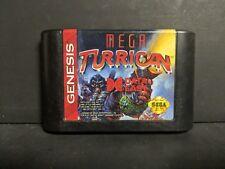 Mega Turrican (Sega Genesis, 1994) Cart Only
