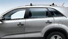 Genuine Kia Sorento 2012 Onwards Chrome Window Trim Set