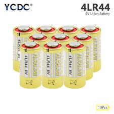 10Pcs 6V 4LR44 Alkaline Battery 4G13 L1325 For Car Remote Dog Training Collar 8