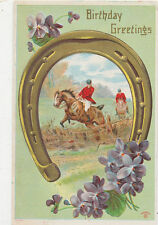Horses Collectable Greeting Postcards