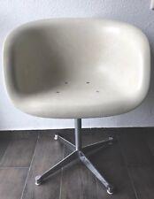 EAMES CHAIR la Fondation vetroresina Herman Miller Vitra sedia sedile guscio BIANCO