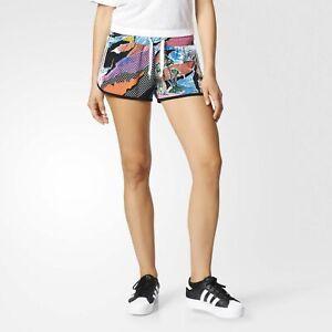 Pantalones Cortos De Mujer Deportivo Adidas Compra Online En Ebay