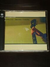 WILCO - BEING THERE, TWO DISC CD Compact Disc, Red Eyed and Blue, RARE