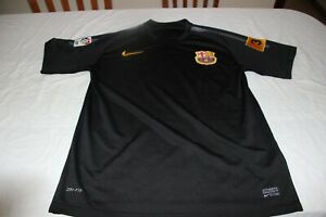 Maillot De Football F.C Barcelona Nike Taille M Du N°12 Leo Cotizada T-Shirt
