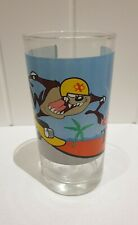 """IXL Collectables Glass """"TAZ 2000"""" Extreme Sports Looney Tunes Ltd Ed No 5 of 6"""