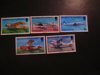 Guernsey #81-85 Mint Never Hinged- (2D9) WDWPhilatelic