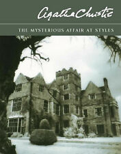 The Mysterious Affair At Styles - Agatha Christie Abridged-Audio Cassette=NEW