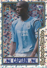 N°328 DISTIN # FRANCE MANCHESTER CITY.FC STICKER MERLIN PREMIER LEAGUE 2005