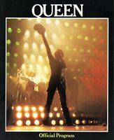 QUEEN 1980 THE GAME U.S. TOUR CONCERT PROGRAM BOOK BOOKLET-FREDDIE MERCURY-NM/MT