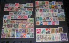 Poland 1953-1957 Collection 119 diff used stamps
