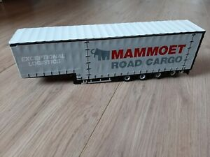 IMC 1:50 Mammoet Road Cargo Meusberger 4 axle