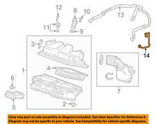 Cadillac GM OEM 16-18 CT6 3.0L-V6 Air Intake-Pcv Tube Right 12655014