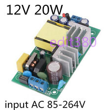 AC/DC Wandler AC 230V to 12V 20W  Switching Power Supply Board Schaltnetzteil