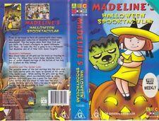 Horror Halloween PAL VHS Movies