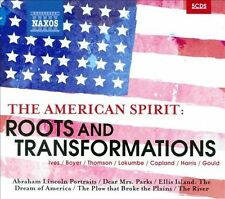American Spirit: Roots & Transformations, New Music