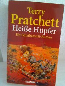 Terry Pratchett.   Heisse Hüpfer