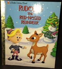 A Little Golden Book RUDOLPH THE RED-NOSED REINDEER-Random House Edition 2006