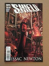 S.H.I.E.L.D. (2010) #3 DUSTIN WEAVER 1:20 ISSAC NEWTON VARIANT VF/NM SHIELD 1st
