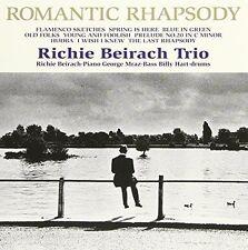 Romantic Rhapsody - Richie Beirach (2014, CD NEU)