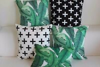 """Art Vintage Tommy Bahama Swaying Palms In/Outdoor CUSHION COVER PILLOW CASEs 18"""""""