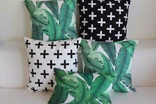 Art Vintage Tommy Bahama Swaying Palms In/Outdoor CUSHION COVER PILLOW CASEs 18""