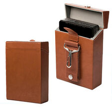 Genuine Leather Square Filter Protector Case Bag Box for Lee Hitech 100mm Series