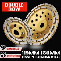 115/180mm Diamond Grinding Wheel Row Concrete Disc Segment Stone for Granite